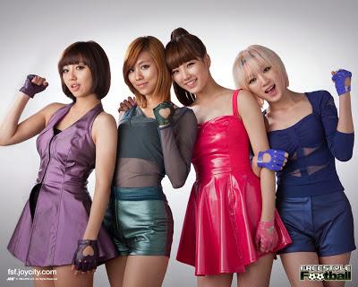 2 10 Girlband Korea Dengan Personil Tercantik