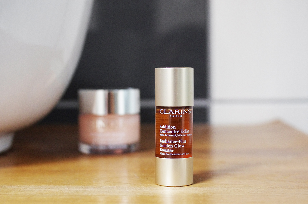 Elizabeth l Beauty review Staying tan with Clarins Addition Concentre Eclat l Radiance Plus Golden Glow Booster l THEDEETSONE l http://thedeetsone.blogspot.fr