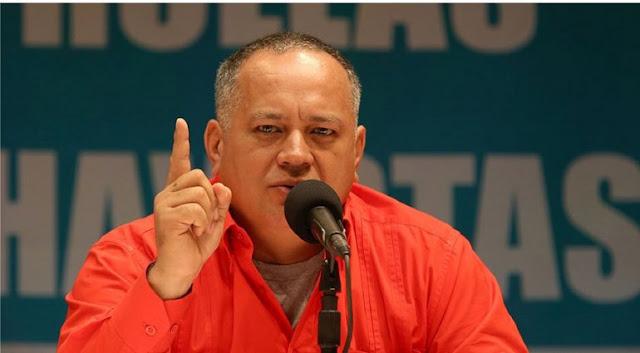 Fraudulenta Constituyente venezolana elige a Diosdado Cabello como nuevo presidente