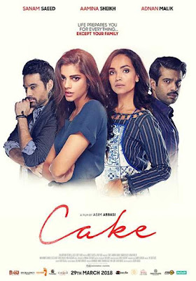 Cake 2018 Urdu 720p WEB-DL 900MB