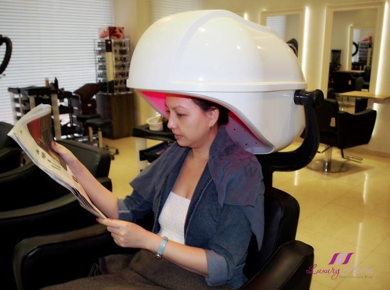 singapore lifestyle blogger reviews georginas salon mediceuicals treatments