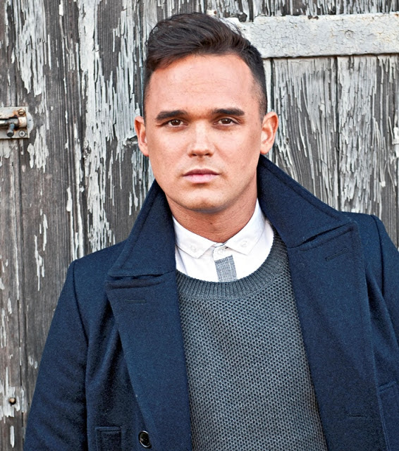 Gareth Gates, pop-idol heart-throb
