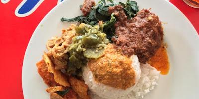 Resep Nasi Padang Asli Paling Mudah