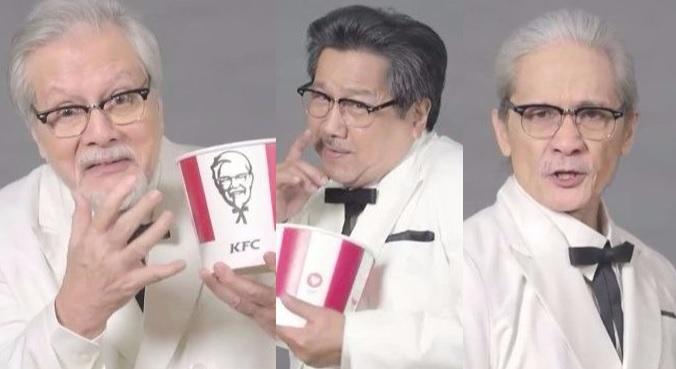 KFC searches for first Pinoy Colonel in new viral ad