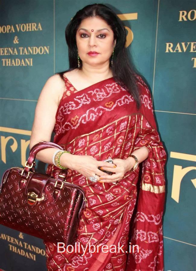 Kiran Juneja, RR Jewellery Line Launch