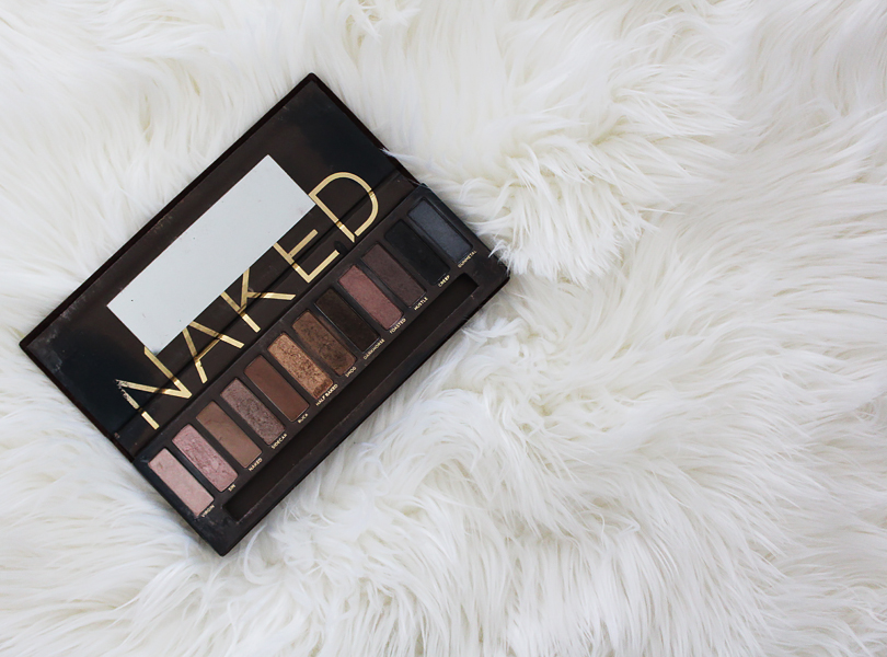 revisiting urban decay naked eyeshadow palette review 2016