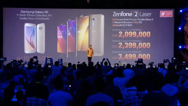 ASUS Zenfone 2 Series