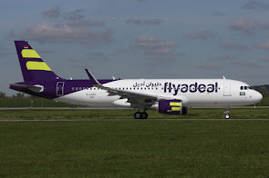 1st. A320 for Flyadeal
