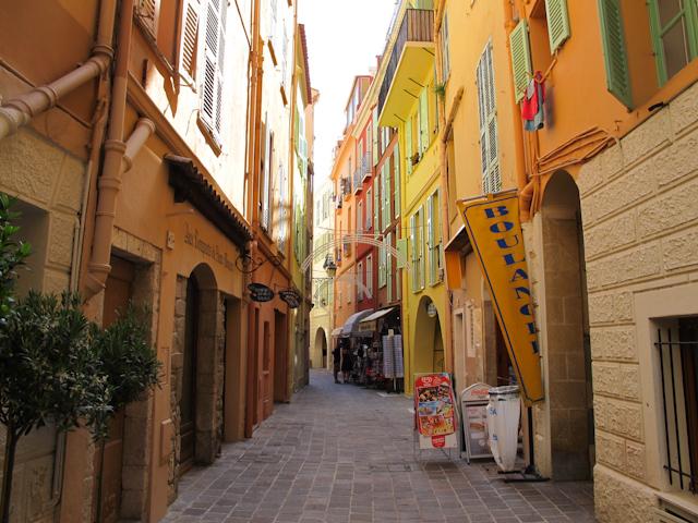 Monaco Ville em Mônaco