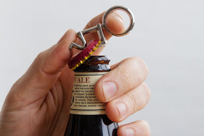 Stick Man Bottle Opener