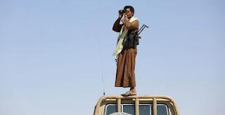 Teroris Syiah Houtsi Tembakkan Roket Ke Al Jawf, 5 Orang Meninggal Dunia