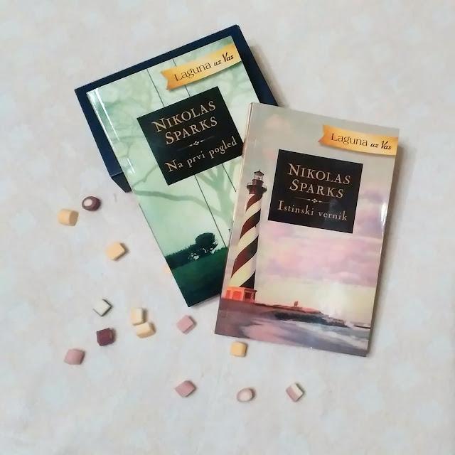 Istinski vernik i Na prvi pogled - Nikolas Sparks