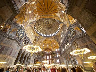 6 Destinasi Wisata Romantic, Halal Turki