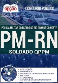 apostila-pm-rn-2018-cargo-soldado-da-policia-militar-rn