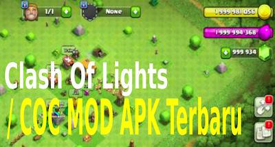 Clash Of Light adalah game Clash Of Clan ( COC ) versi modifikasi yang populer saat ini. Download Clash Of Liht APK versi terbaru 2019.