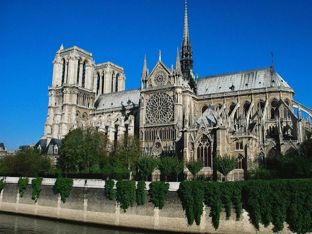 La Catedral de Notre Dame en París