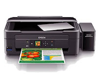 Download Epson L455 Resetter Free