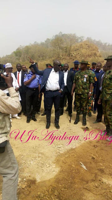 Edo Govt Arrests BUA Workers Over Stop Work Order, Army Seize Explosives[PHOTOS]