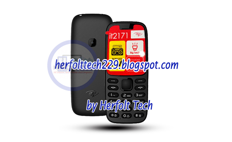 ITEL 2171 PAC FILE TESTED 100% - Herfolt Tech