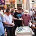 César Barreto ganha festa de aniversário no Becco do Cotovelo