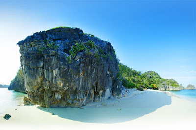 Insula Lahus (Parcul National Caramoan - Filipine)