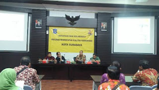 2019 Kota Surabaya Bebas Kumuh