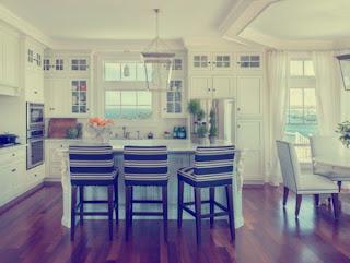 Mandatory elements in Sea-themed kitchen design