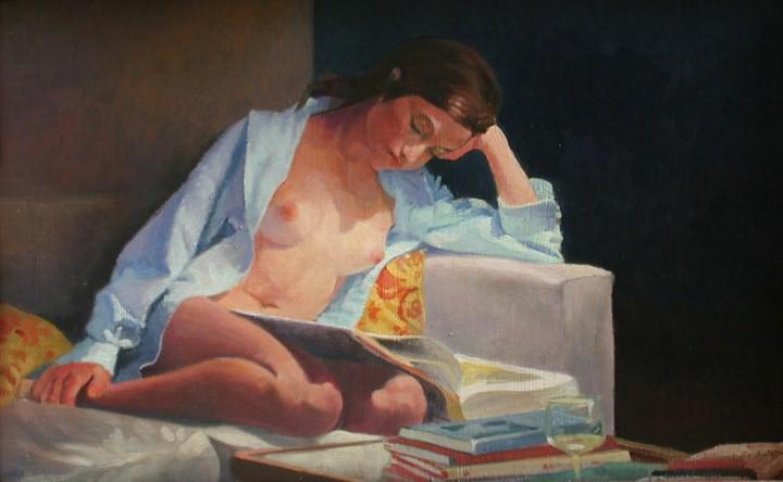 Nigel Van Wieck. Современный художник-реалист 10
