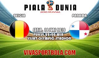 Prediksi Bola Belgia vs Panama 18 Juni 2018