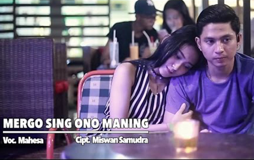 Mergo Sing Ono Maning - Mahesa