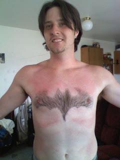 Las peores depilaciones masculinas - Batman