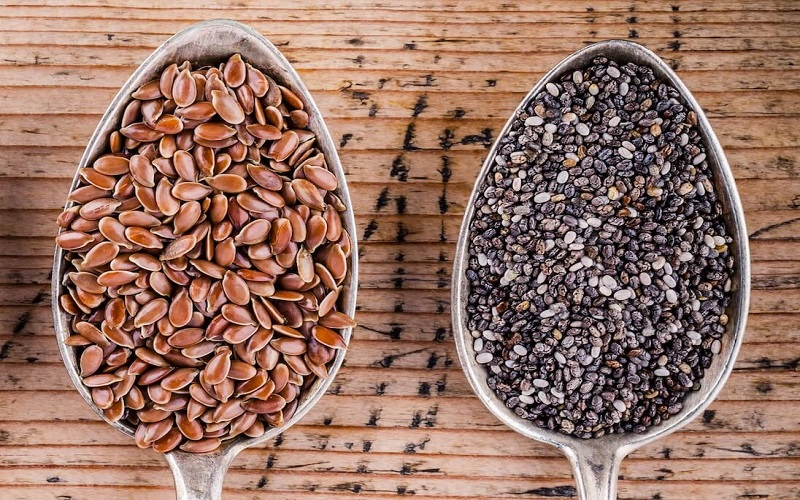 Sementes de Chia Versus Sementes de Linho – Uma é Mais Saudável do Que a Outra?