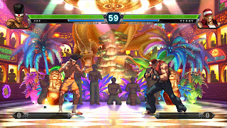 King Of Fighters XIII PC Cheats