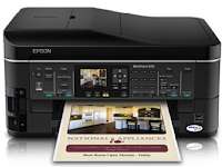 Epson WorkForce 633 Driver Free Download and Review