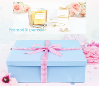 Logo Giveaway Surprise Box : vinci gratis una scatola piena di prodotti JewelCandle