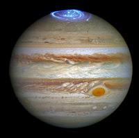 Aurora Jupiter