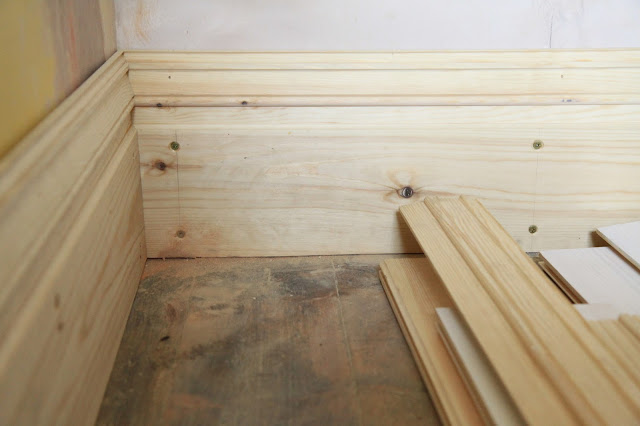 tall skirting boards