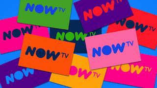 Now TV logos