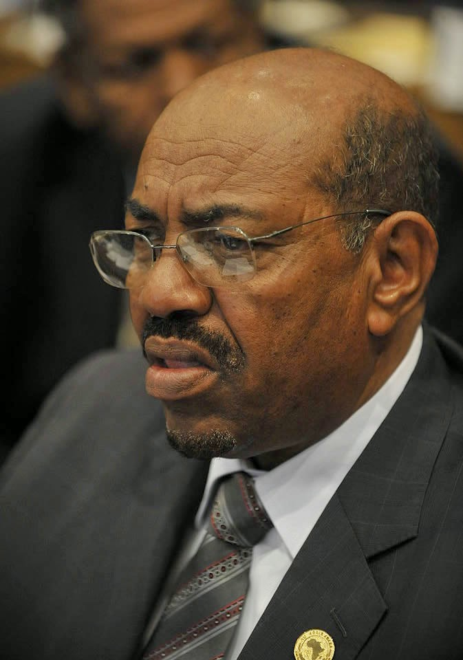 Umar Hasan al-Bashir: 7th President of Sudan. He had seized power in 1989.