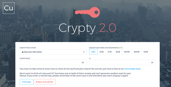 Download Crypty 2.0 Nulled