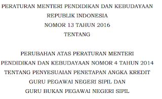 Image Result For Download Permendikbud Guru Non Pns
