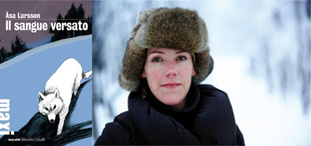 IlrsanguerversatorÅsarLarsson-recensione