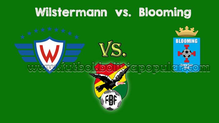 Wilstermann vs. Blooming - En Vivo - Online - Torneo Clausura 2018