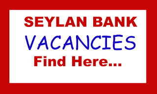 Seylan Bank Vacancies at SriLankaJobsTable