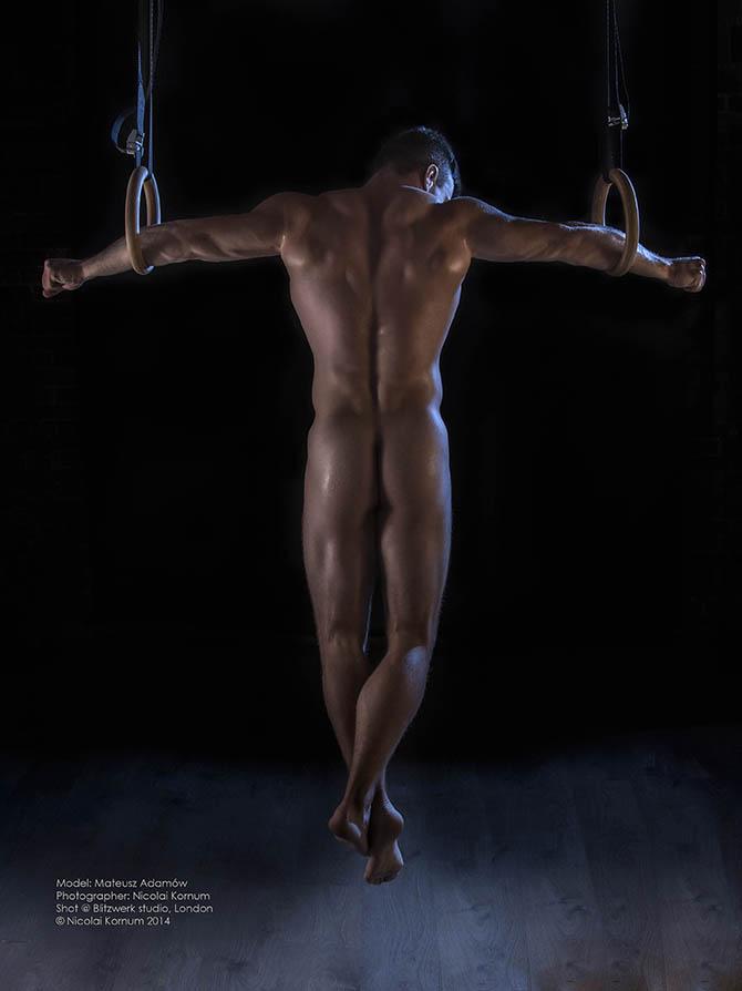 Gay Naked Gymnastics