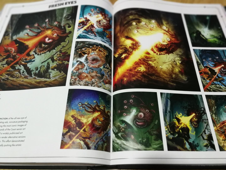 Art & Arcana - Guía de Dungeons & Dragons - Contempladores