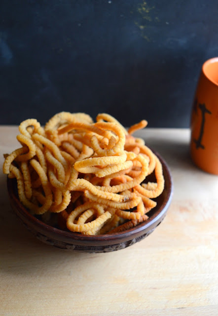 Quinoa Murukku | Quinoa Flour Chakli | Healthy Snack