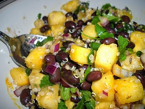 Pineapple Salad Recipes