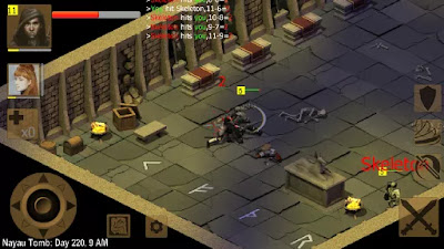 Exiled Kingdoms RPG MOD APK