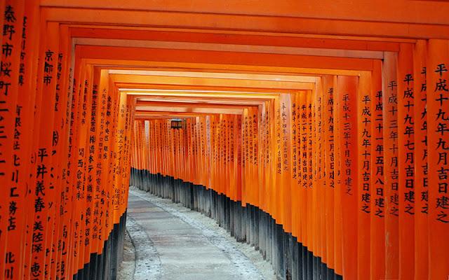 Arribada a Japó i primer contacte amb la ciutat de Kyoto